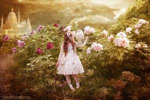 Enchanted Garden by harlyharlekin
