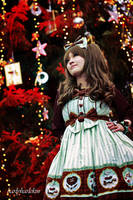 Chocolate Christmas I by harlyharlekin