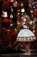 Chocolate Christmas II by harlyharlekin