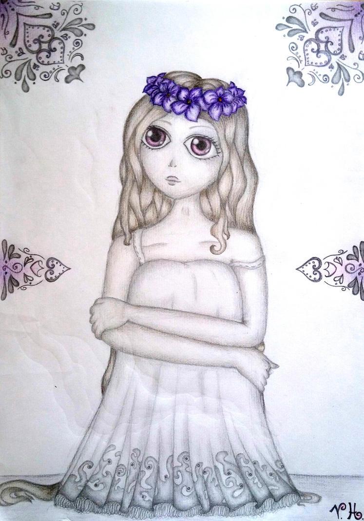 Beautiful Melancholy by Onika-art