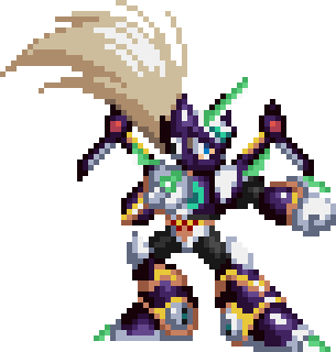 Zero Ultimate Armor by Rocklu