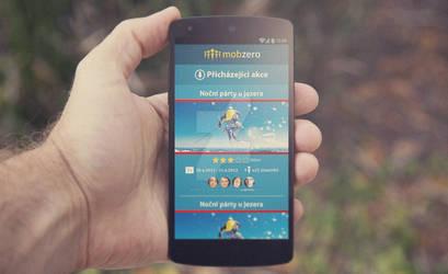 Android - Mobzero