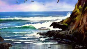 Sinfonia do mar by zoltan50