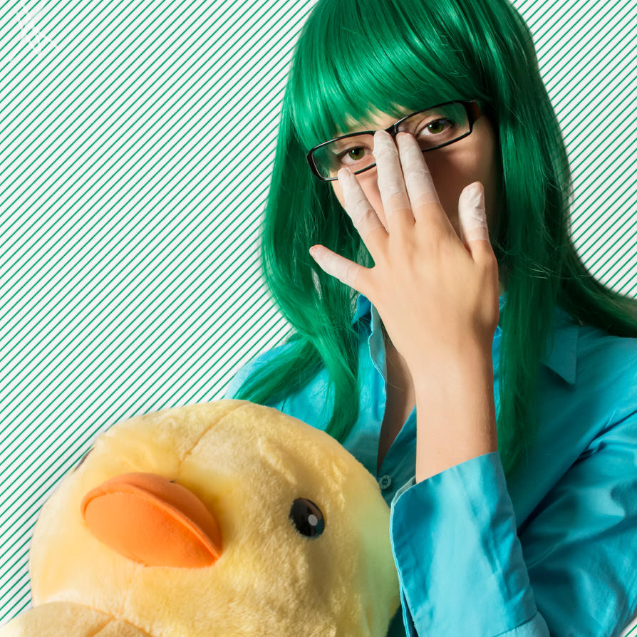 Midorima Shintarou Gender by NetsuKirkland