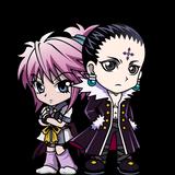 HxH Machi and Chrollo