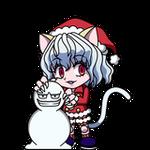 HxH Merry Christmas Neferpitou 2 by Neopalitan