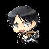 Attack on Titan: Eren by xNeferpitoux