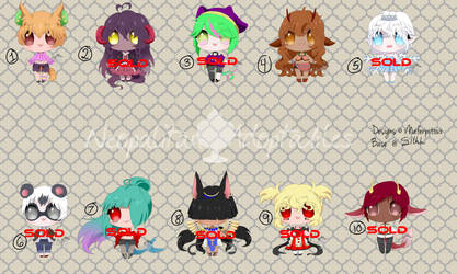 (OPEN) Cheeb Adopts (Auction) SB $1 by Neopalitan