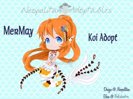 (OPEN)MerMay Adopt #2 by Neopalitan