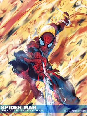 Spider-Man by MohamedGfx