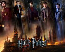 Harry Poter by MohamedGfx