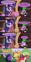 Sisterhooves Social - Twilight Sparkle