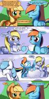 Sisterhooves Social - Rainbow Dash