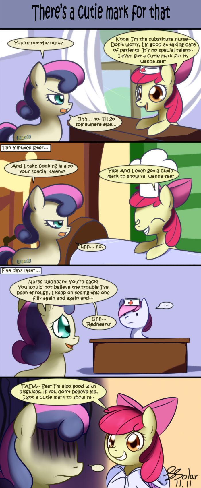 There's a Cutie Mark for that