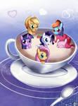 Taste of Pony Caffeine