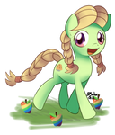 The Young Granny Smith