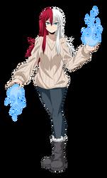 [C] Ryoka Todoroki [Commission]