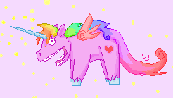 Unicorn by mintykoneko
