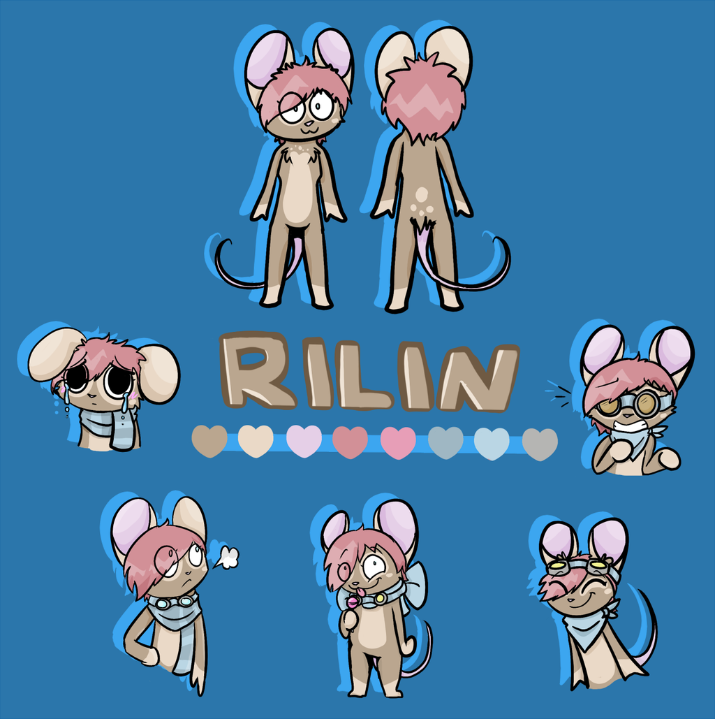 Rilin Reference Sheet v.3.0 by mintykoneko