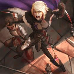 Revenger Dimitri