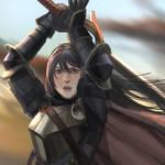 Lucina Fire Emblem Awakening - The Future Past 3