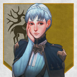 Marianne/ Fire Emblem three houses