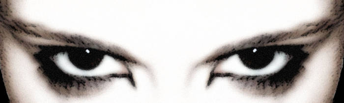 Symetry Eyes by nianintram