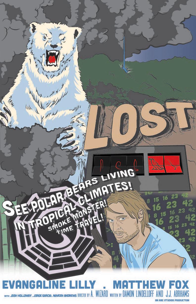 Lost by nianintram