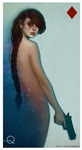 Queen of Diamonds by DavidHakobian