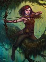 Hunter by DavidHakobian
