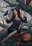 Auria Crow by DavidHakobian