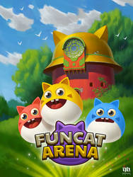 Funcat Arena - Loading Screen