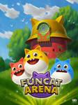 Funcat Arena - Loading Screen by DavidHakobian