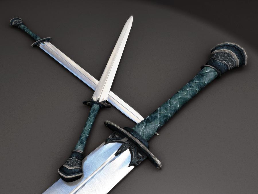 Gladius fantasy sword by Alfisko on DeviantArt