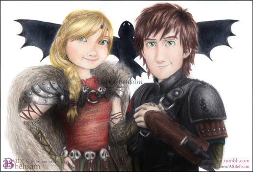 Loved You for Years (How to Train Your Dragon 2)