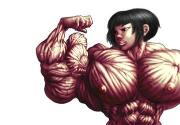 thats some bicep by ayanamifan