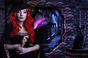 Diagon Alley by Drury-Lane