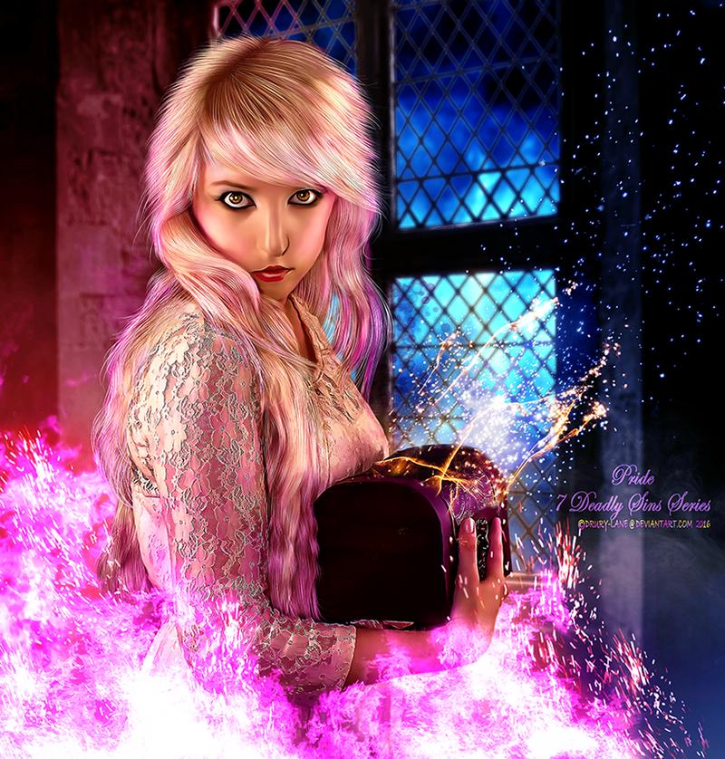 PRIDE-7-Deadly-Sins by IlluminatingDreamz
