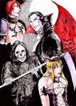 Castlevania villains