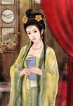 princess of Tang Dynasty