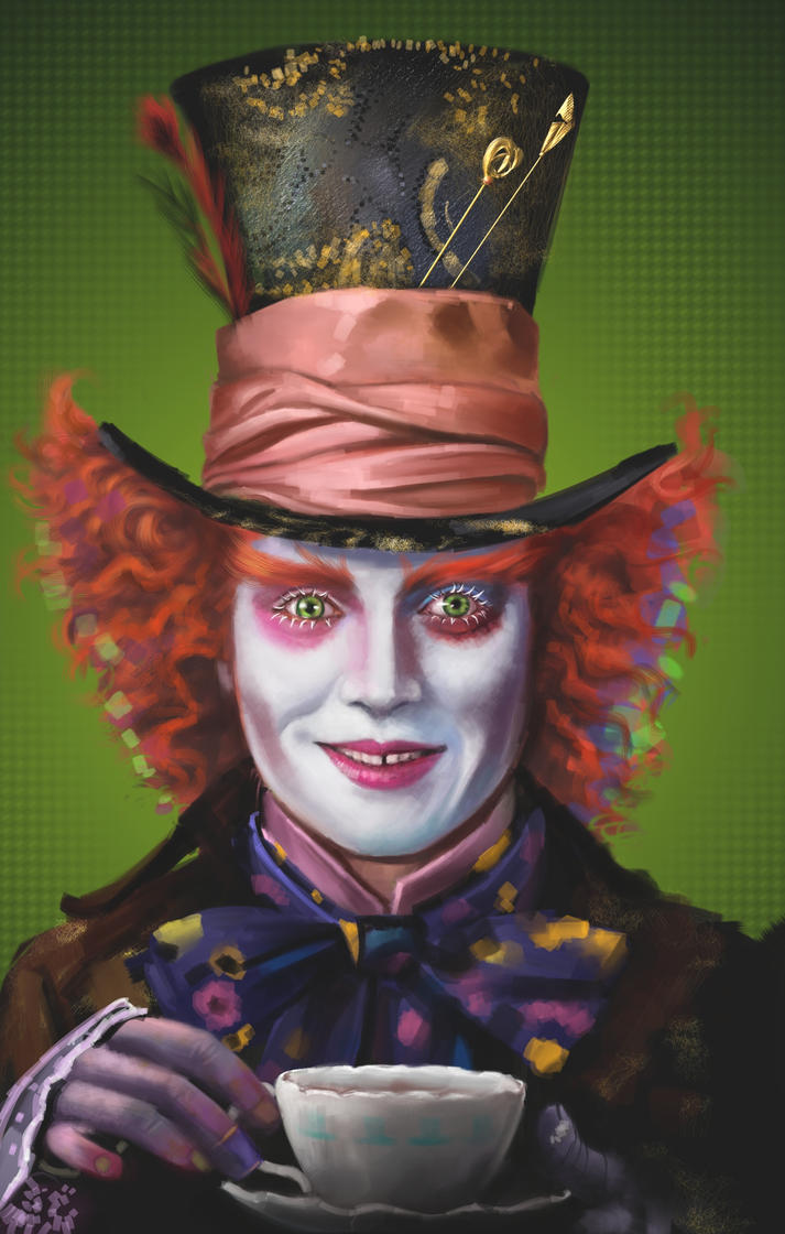 Mad-hatter by schumy330