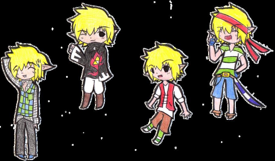CE: Leo designs by sandninjaGaara666