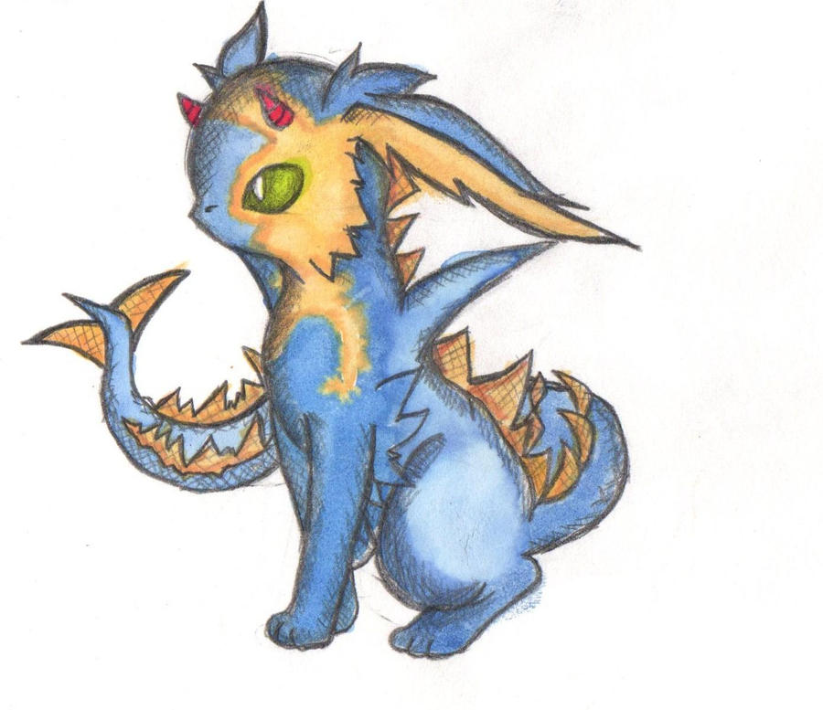 Pokemon Dragon Evolution Images | Pokemon Images