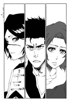 Best 3 for me in Bleach