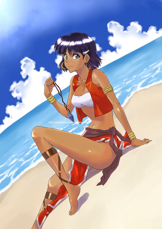 Anime Nadia