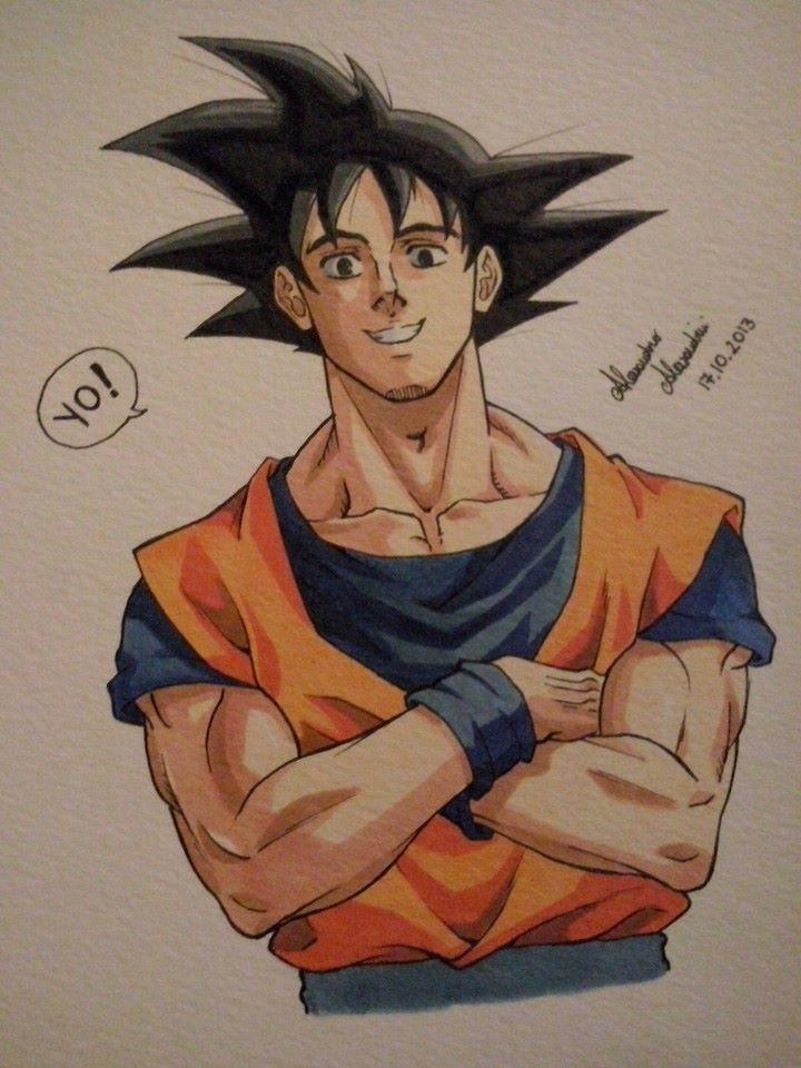 Goku Name For Dog
