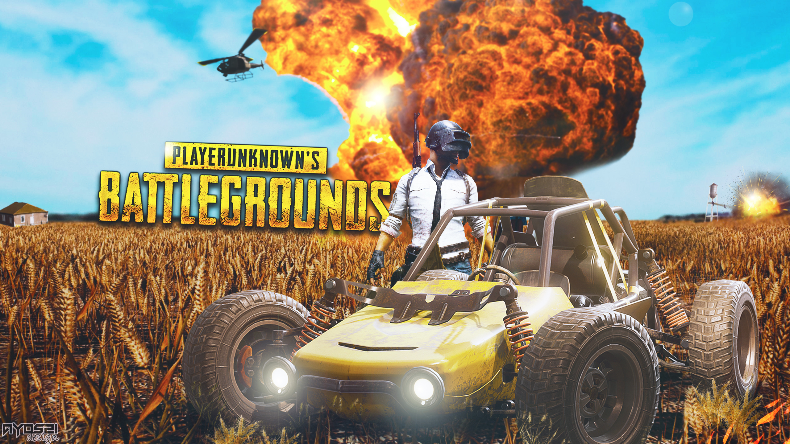 Playerunknown S Battlegrounds Wallpapers: Pubg By Ayos21 On DeviantArt