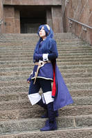 Lucina Cosplay by Athae