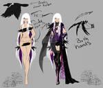 Mystrea of the Corvus Order