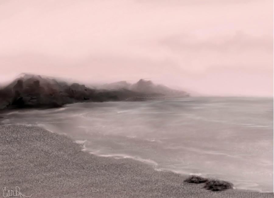 Pink Tide by Car2010loc